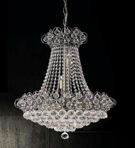 10 Light Empire Chandelier