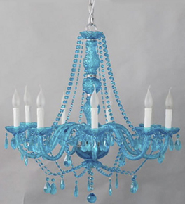 chandelier turquoise crystals thesecretconsul com - Turquoise Chandelier Light