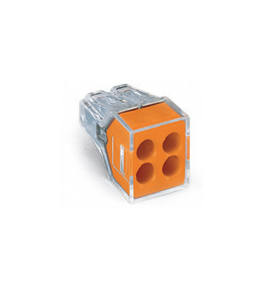 Push Wire 4 Point Connector