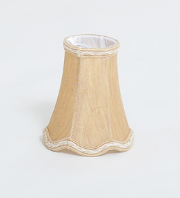 Scalloped Edge Lampshade Lamp Shades