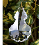 Faceted Crystal French Slab Drops