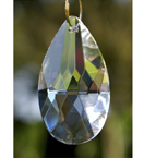 Faceted Crystal Pears